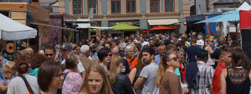 STREET FOOD & ICE CREAM FESTIVAL IN DRESDEN