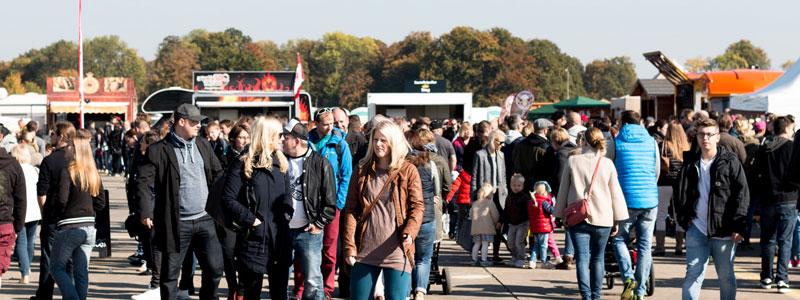 Das 1. Street Food Festival in Giebelstadt