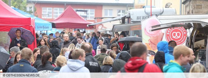 OB Wingenfeld bestätigt: Stadtfest mit Streetfood-Festival in Bahnhofstraße