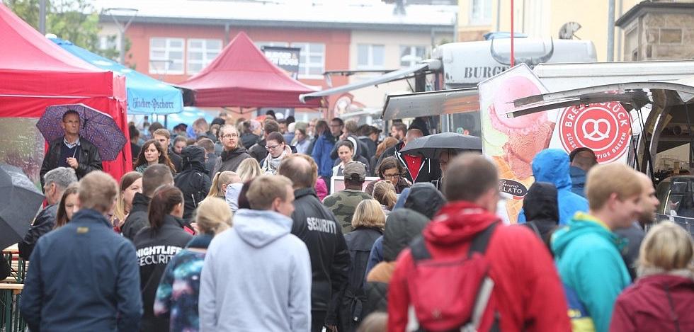 2. Street Food Festival Halle an der Saale