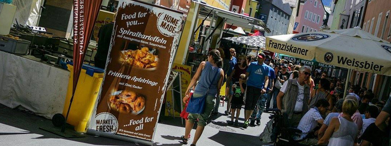 3. Street Food Markt Imst/Tirol