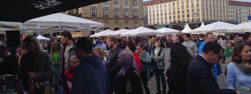 3. Street Food Festival Dresden