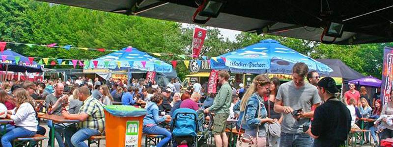 Das Originale 4. Street Food Festival Regensburg / Gewerbepark