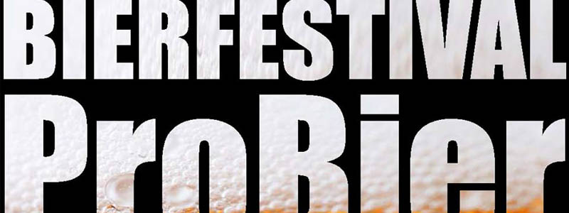 1. Regensburger Bierfestival - Alles ProBierBar