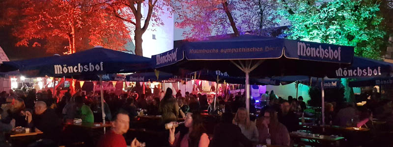 2. Streetfood Market Regensburg / Herbst Edition